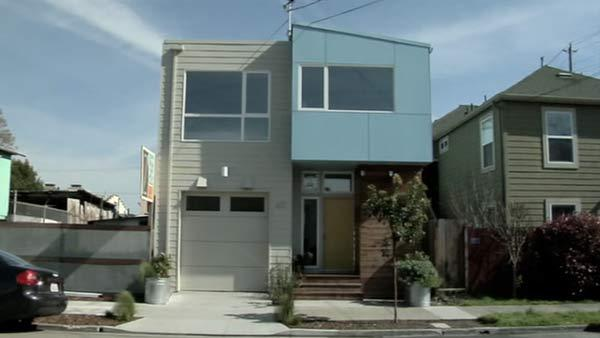 Oakland home uses zero net energy