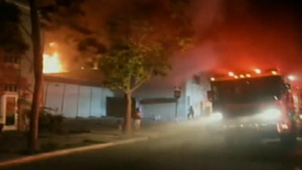 Fire destroys Berkeley animal shelter; cats killed