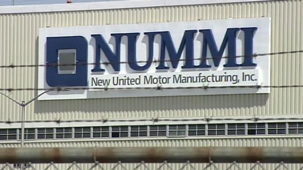 Some NUMMI workers sue over severance