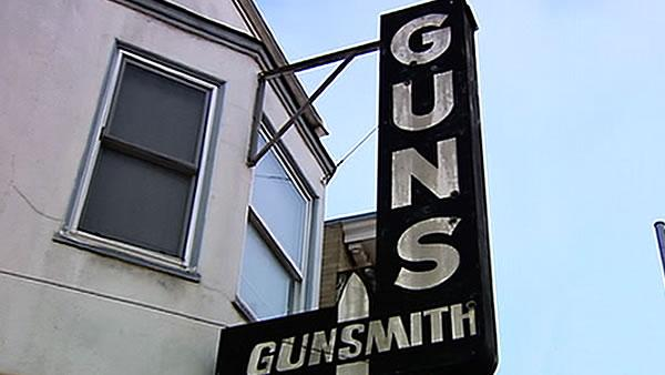 Gun shop hopes to re-open in Mission District