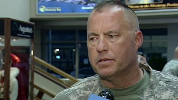 Sgt. Hanson returns from helping Afghan farmers