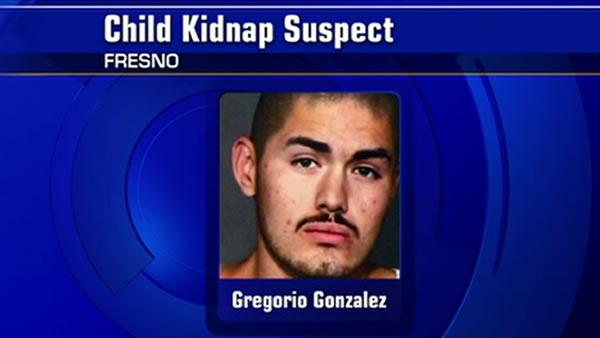Kidnapped Fresno girl found alive; suspect arrested