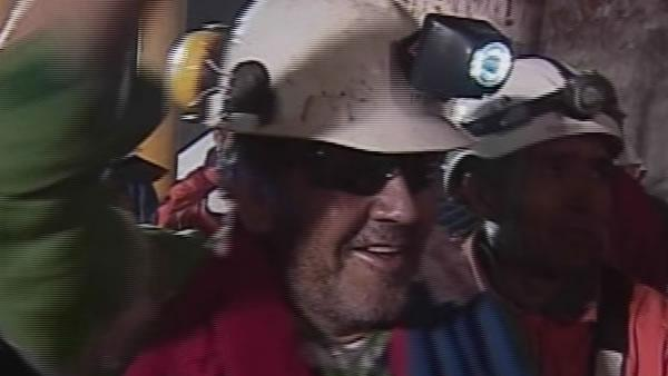 Video highlights of Chilean miner rescue