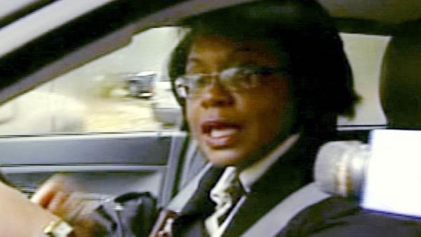 Anita Hill refuses to comment on voicemail