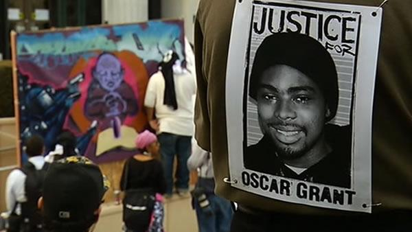 Oakland reacts to verdict with peaceful rally
