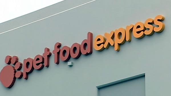 Pet Food Express aims to help Oakland's economy