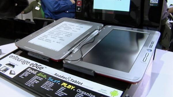 Tablet computer competition heats up at CES
