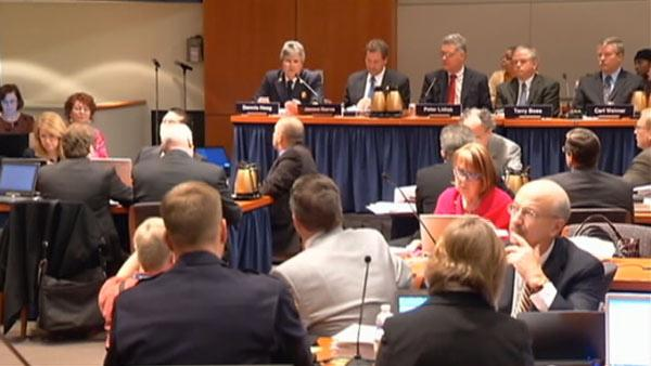 Experts testify on pipeline safety at NTSB hearing