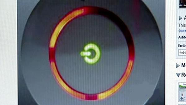 Xbox red ring of death