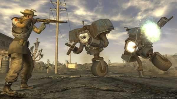 Gamers find problems with Fallout: New Vegas