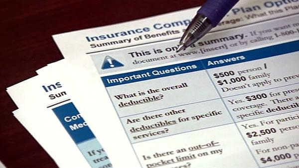 New report, forms make finding health insurance easier