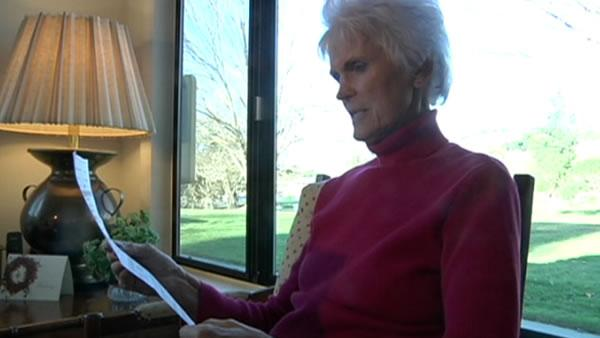 Scammers set sights on elderly residents