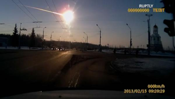 Homeowners insurance covers meteor strikes