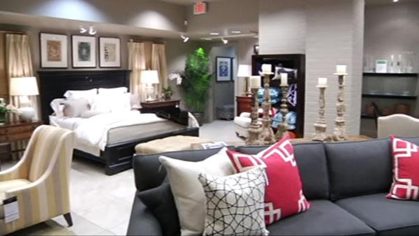 Furniture stores offer free in-home design consults