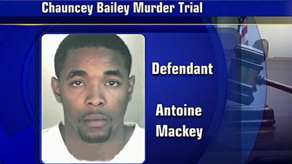Mackey takes the stand to defend himself