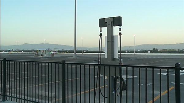 Two new parking lots open at Mineta SJ Airport