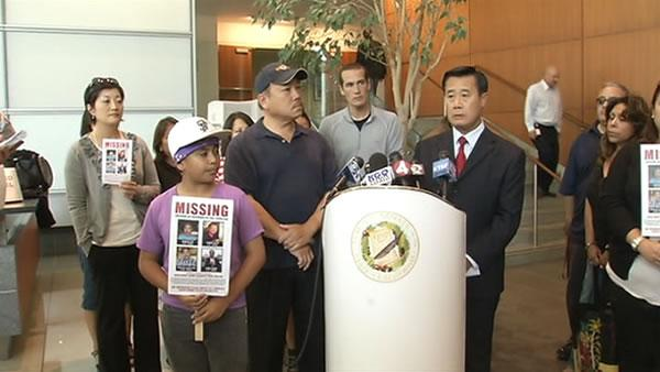 St. Sen. Yee encourages search for boat survivors