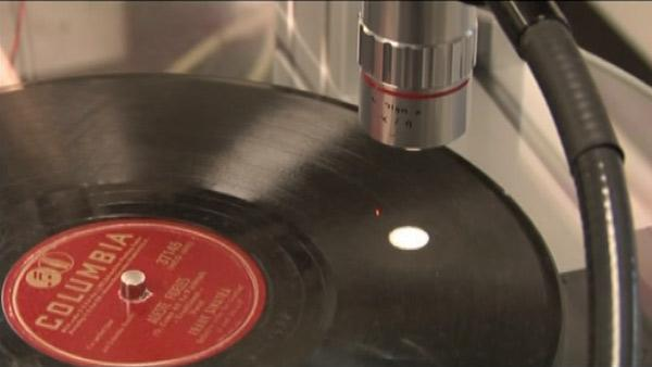 Scientists build software to resurrect old recordings