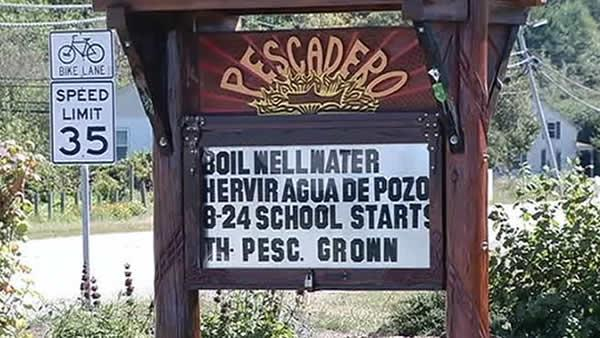Pescadero plans to replace well pump