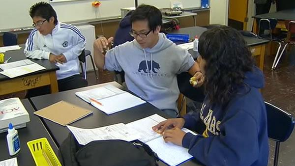 Charter school becomes top school in Berkeley