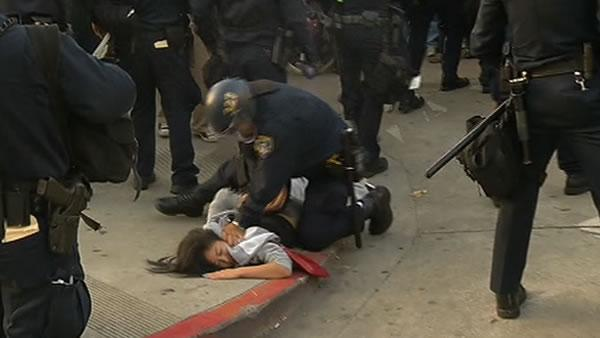 ABC7 legal analyst looks at 'Occupy' legal issues