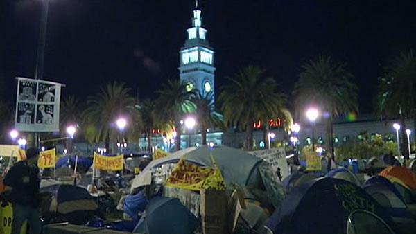 'Occupy SF' protesters brace for police raid