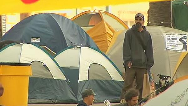 'Occupy SF' has similarities to past occupations