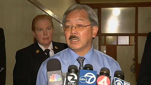 Lee wants 'dramatic changes' from Occupy SF