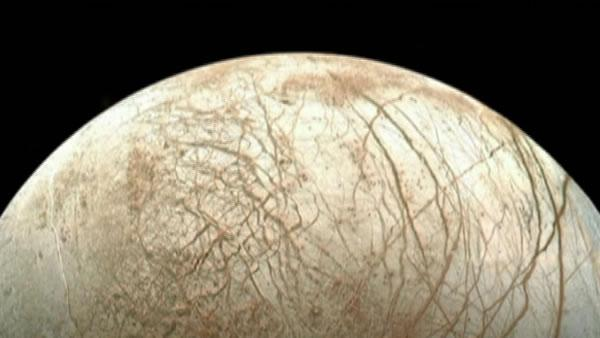 Is there life on Jupiter's moon Europa?