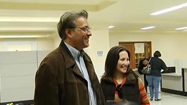 Mirkarimi's wife denies report of domestic violence