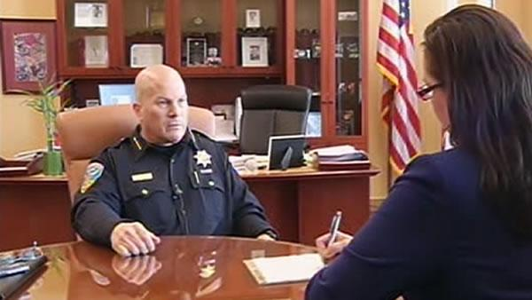 San Francisco police chief defends officers' actions