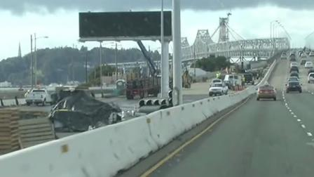 Westbound lanes of Bay Bridge to close Feb. 17-21