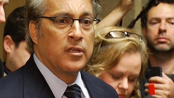 SF Sheriff Mirkarimi sentenced for false imprisonment