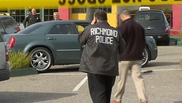 Undercover gun sting goes bad in Richmond