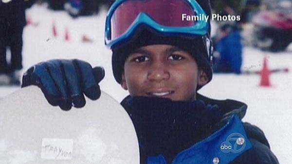 Trayvon Martin death won't go to Fla. grand jury