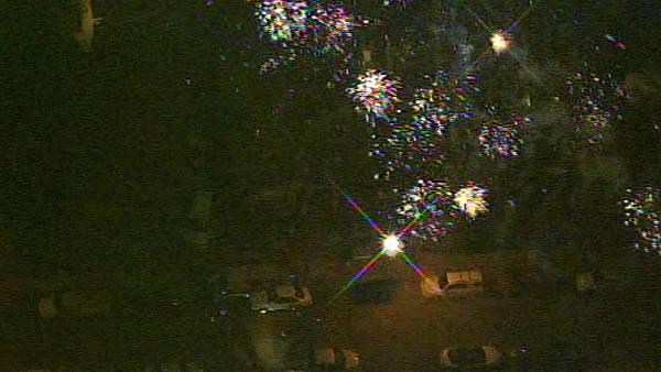 Illegal fireworks tradition continues in Oakland