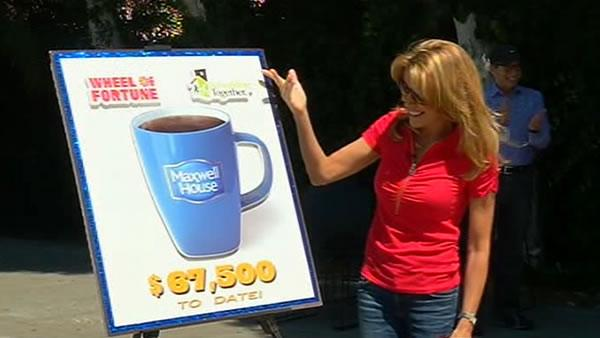 Vanna White lends support to local non-profit