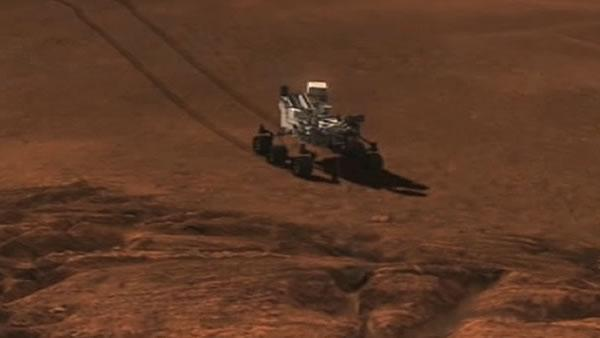 NASA counts down to nail-biting Mars plunge
