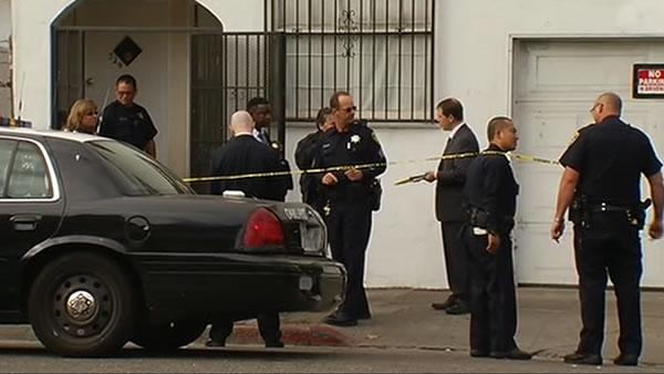One dead after shooting at Oakland pot grow house