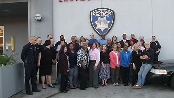 45 people graduate from OPD citizens' academy