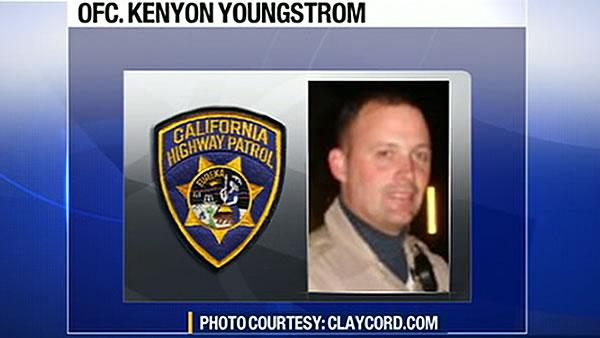 CHP Officer identified in I-680 shooting