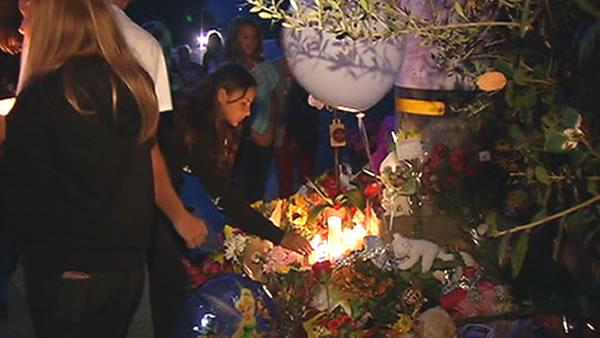 Vigil held for Novato 12-year-old