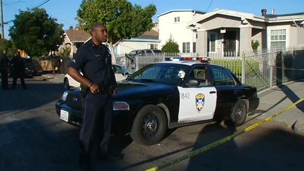 4 fatally shot in 3 separate Oakland shootings