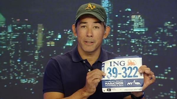Local runners travel to NY to help