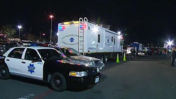 Police nab drunk drivers at Candlestick