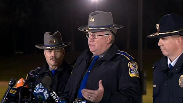 Conn. State Police: 'A horrific, difficult scene'