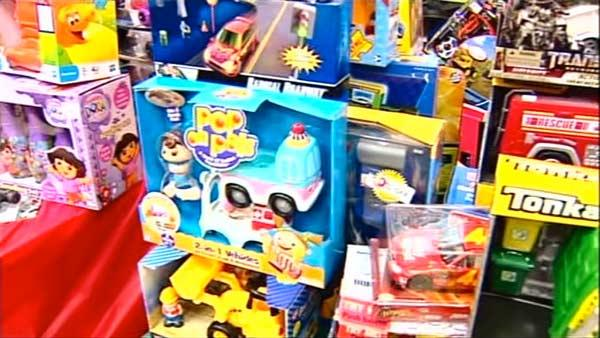 Toy and book giveaway to take place in San Jose
