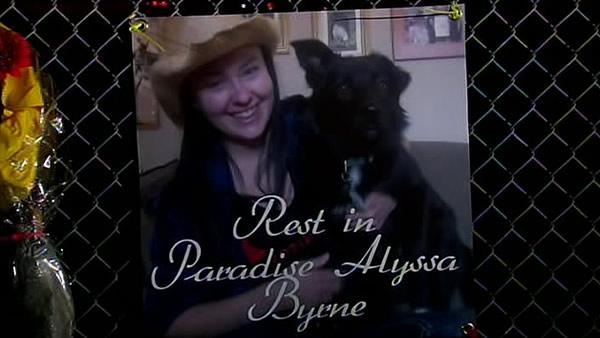 Fundraiser held for Alyssa Byrne