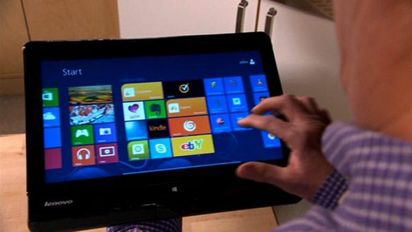 Laptops with Windows 8 put to the test
