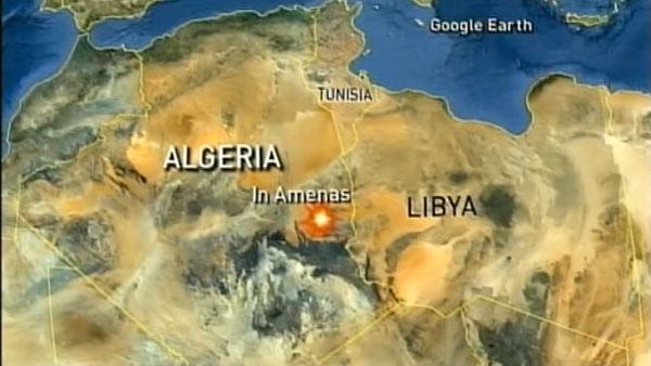 Conflicting reports on hostage situation in Algeria